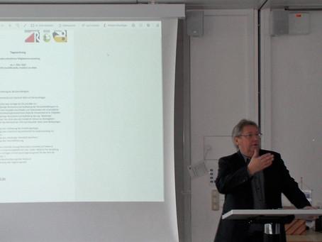 ZVR-Vorstandsneuwahlen auf der MV Ende Mai in Nürnberg beschlossen
