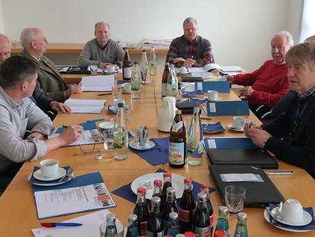 Landesverband Hessen Vorstandssitzung in Darmstadt