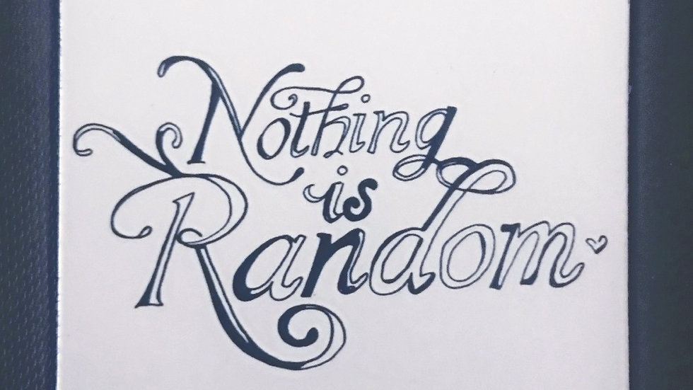 Nothing is Radom