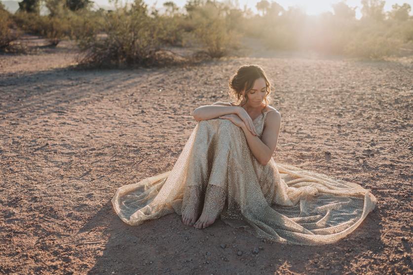 Desert Gowns