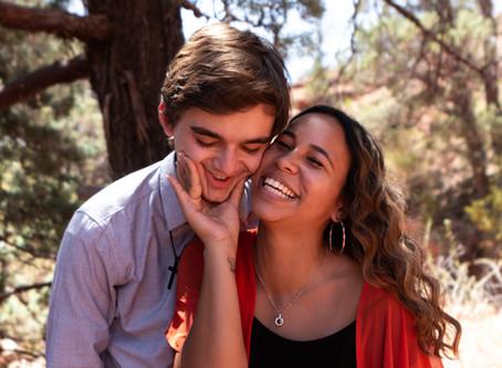 Sedona Couple Session: Jada + Matt