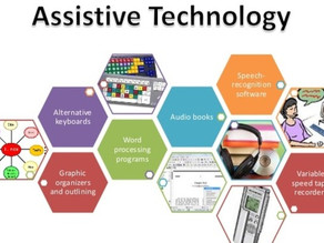 Remember the Assistive Part of Technology