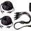 Thumbnail: קיט 6 מצלמות אבטחה להתקנה עצמית - 2 מגה פיקסל HIKVISION TURBO