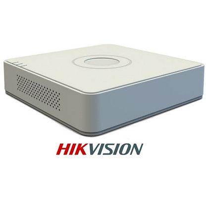 מערכת הקלטה 4 ערוצים HIKVISION