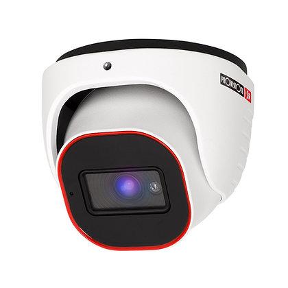 מצלמת כיפה זום חשמלי  Provision IP 4MP 2.8MM
