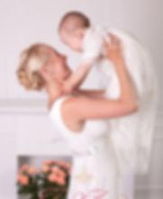 Крестильное платье для малышки фото