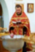 Слово священника на Таинстве Крещения
