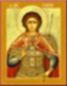 Икона с изображением лика соответствующего имени крещаемого- хороший подарок.