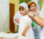 Одежда для крещения киев