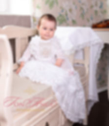 Крестильное платье, крестильный набор, подарок на крещение