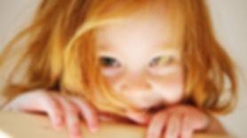 фото рыжей девочки