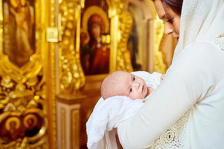 Подарок на крещение. Православный крестик.