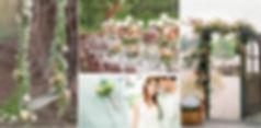 Цветовое оформленире свадебного зала