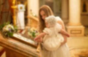 Одежда для крещения фото