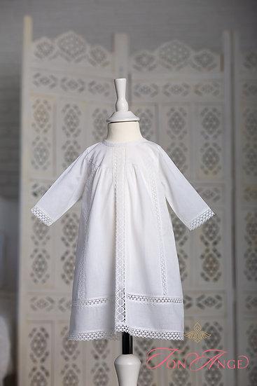 Рубашечка для крещения мальчика