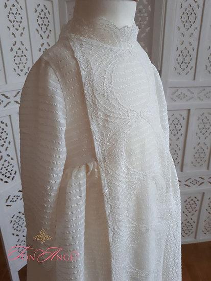 Классическое крестильное платье