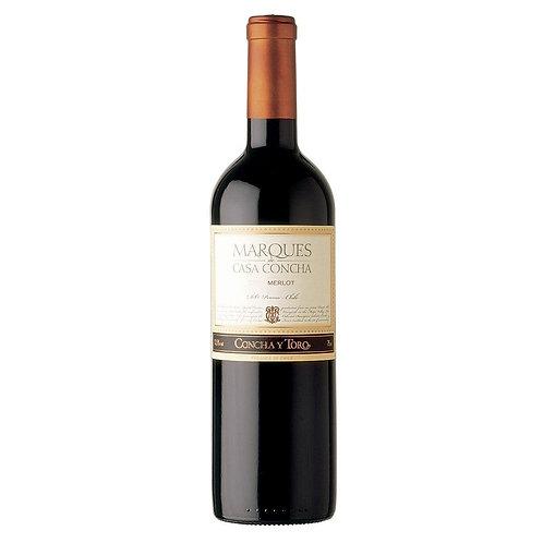 Vinho Marques De Casa Concha Merlot 750ml