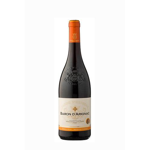 Vinho Baron D' Arignac Moelleux Médium Sweet 750ml