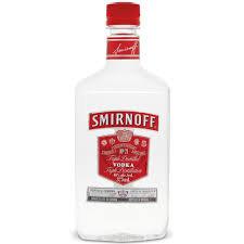 Vodka Smirnoff Petaca 375ml