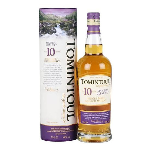 Tomintoul 10y 700ml