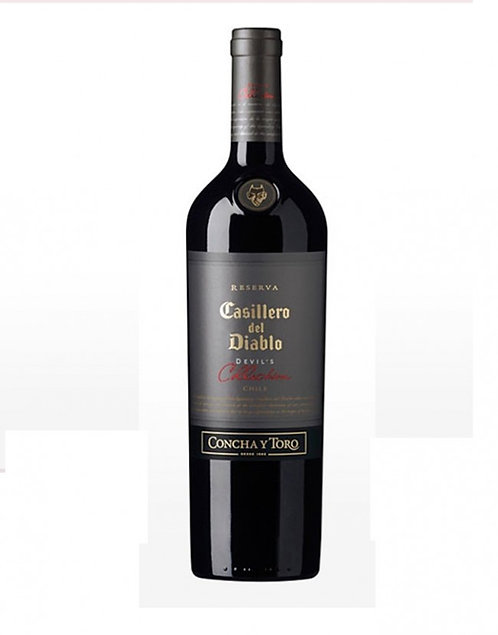 Vinho Casillero Del Diablo Devil's  Collection Red 750ml