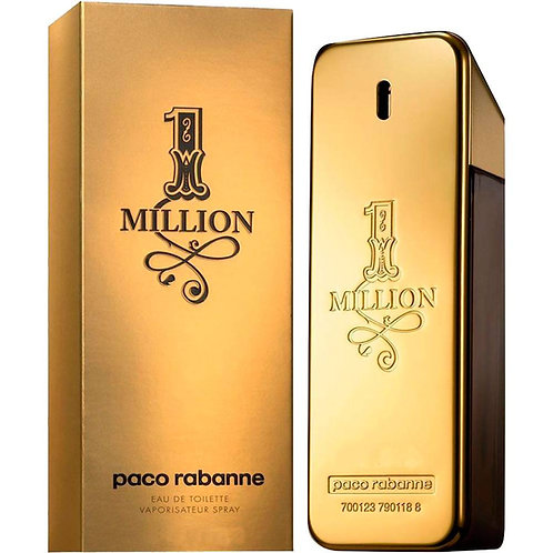 One Million Masculino Eau de Toilette 100ml