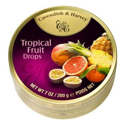 Cavendish Tropical Fruit 200gr