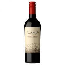 Vinho Alamos Cab.Sauving 750ml