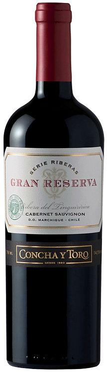 Vinho Concha Y Toro Gran Reserva Cabernet Sauvignon 750ml