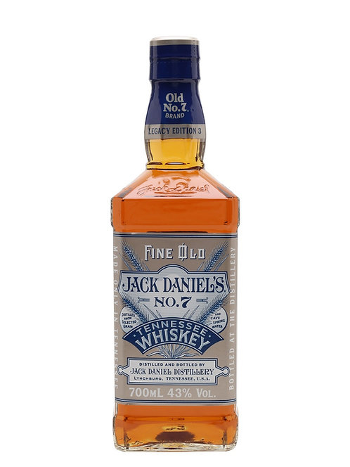 Whisky Jack Daniel's Legacy N3 700ml 43%