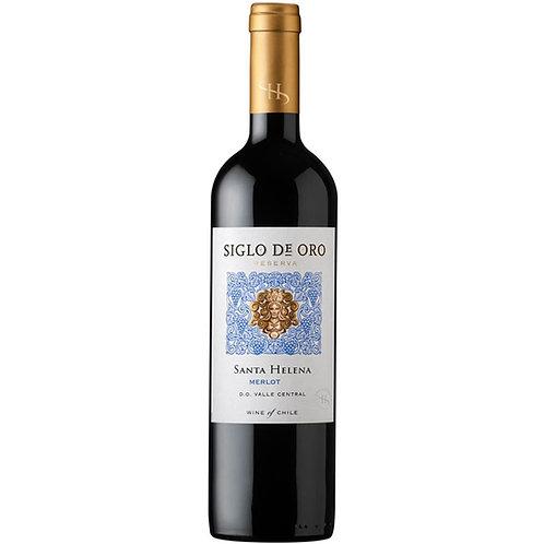 Vinho Siglo De Oro Reserva Merlot 750ml