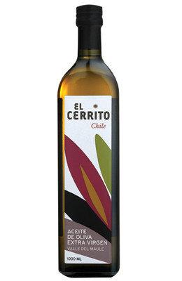 Azeite El Cerrito 1Lt Chileno