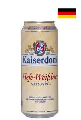 Cerveja Kaiserdom Trigo 500ml