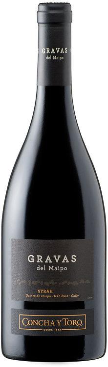 Vinho Gravas Del Maipo Syrah 750ml