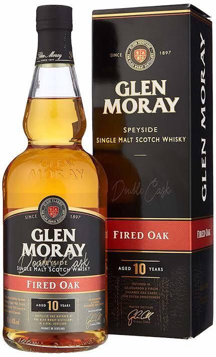 Glen Moray 10y Fired Oak 700ml