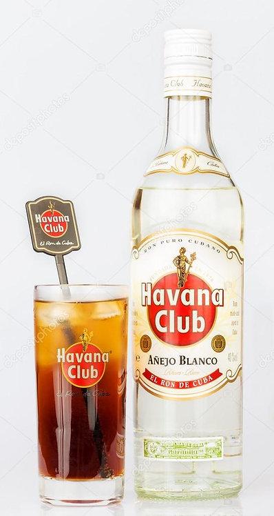 Rum Havana Club Añejo Blanco 750ml