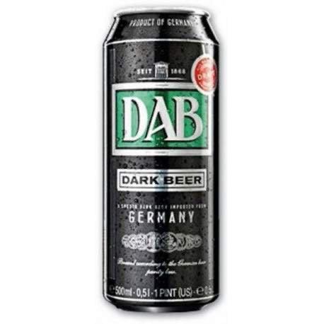 Cerveja Dar Beer lata 500ml