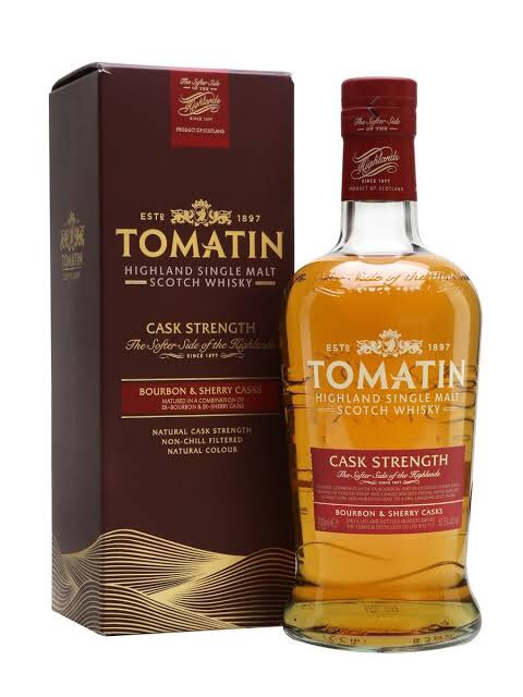 Tomatin Cask Strenght 700ml
