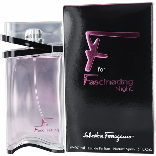fascinante F For Fascinating Night By Salvatore Ferragamo Eau De Parfum Feminino