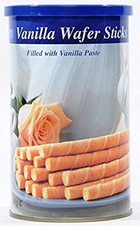 Wafer Stick Bolero Vanilla 110gr