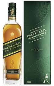 Whisky J. Walker Green 750ml