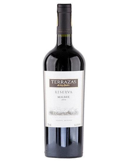 Vinho Terrazas Reserva Mellot Tinto 750ml