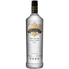 Vodka Smirnoff Black 1lt
