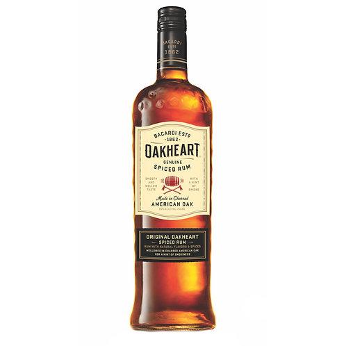 Rum Bacardi Oakheart 1lt