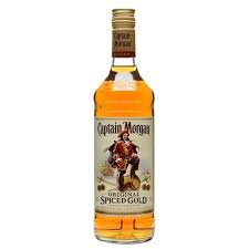 Rum Captain Morgan Spice Gold 750ml