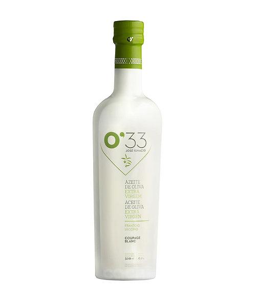 Azeite E.V O,33 Coupage Blanc 500ml