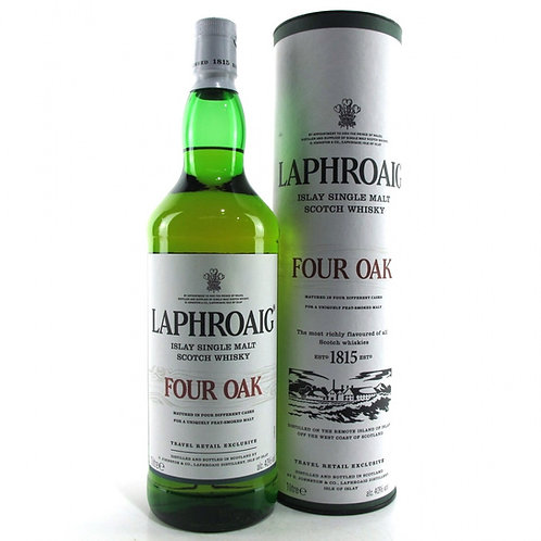 Whisky Laphroaig Four OAK 1lt