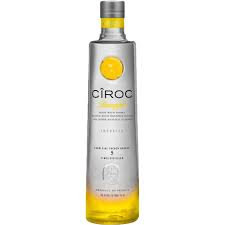 Vodka Ciroc Pineaple 750ml