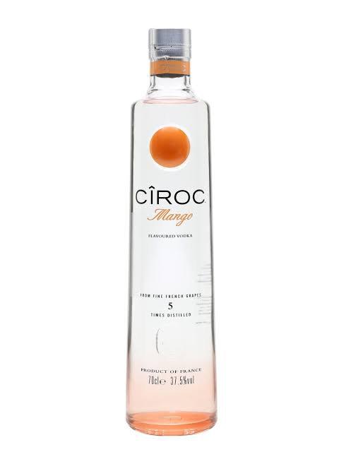 Vodka Ciroc Mango 750ml