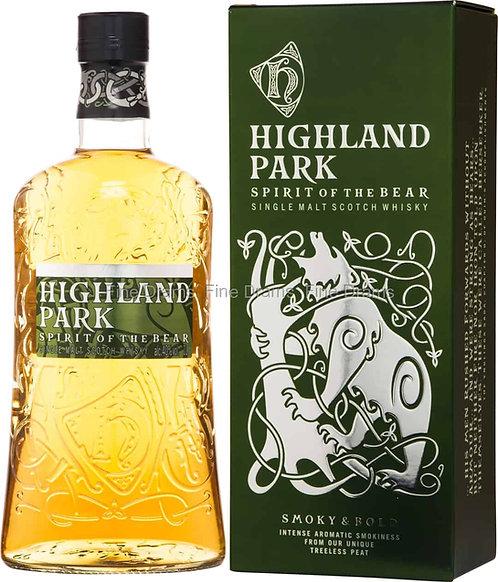 Highland Park Spirit Of The Bear 1lt